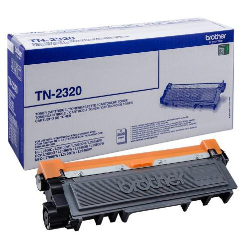 Toner Brother Original TN-2320 schwarz